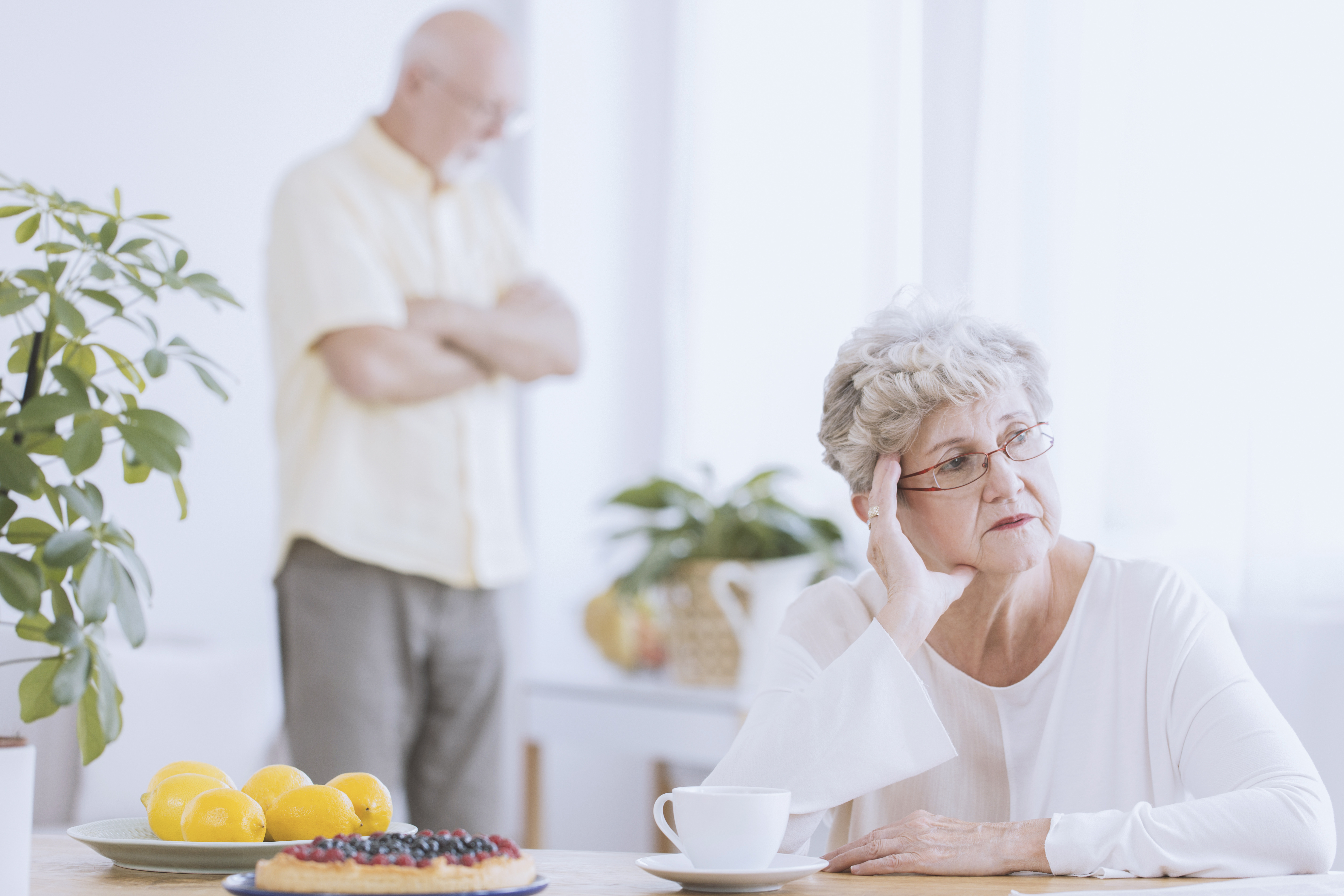aggressività dei malati di Alzheimer