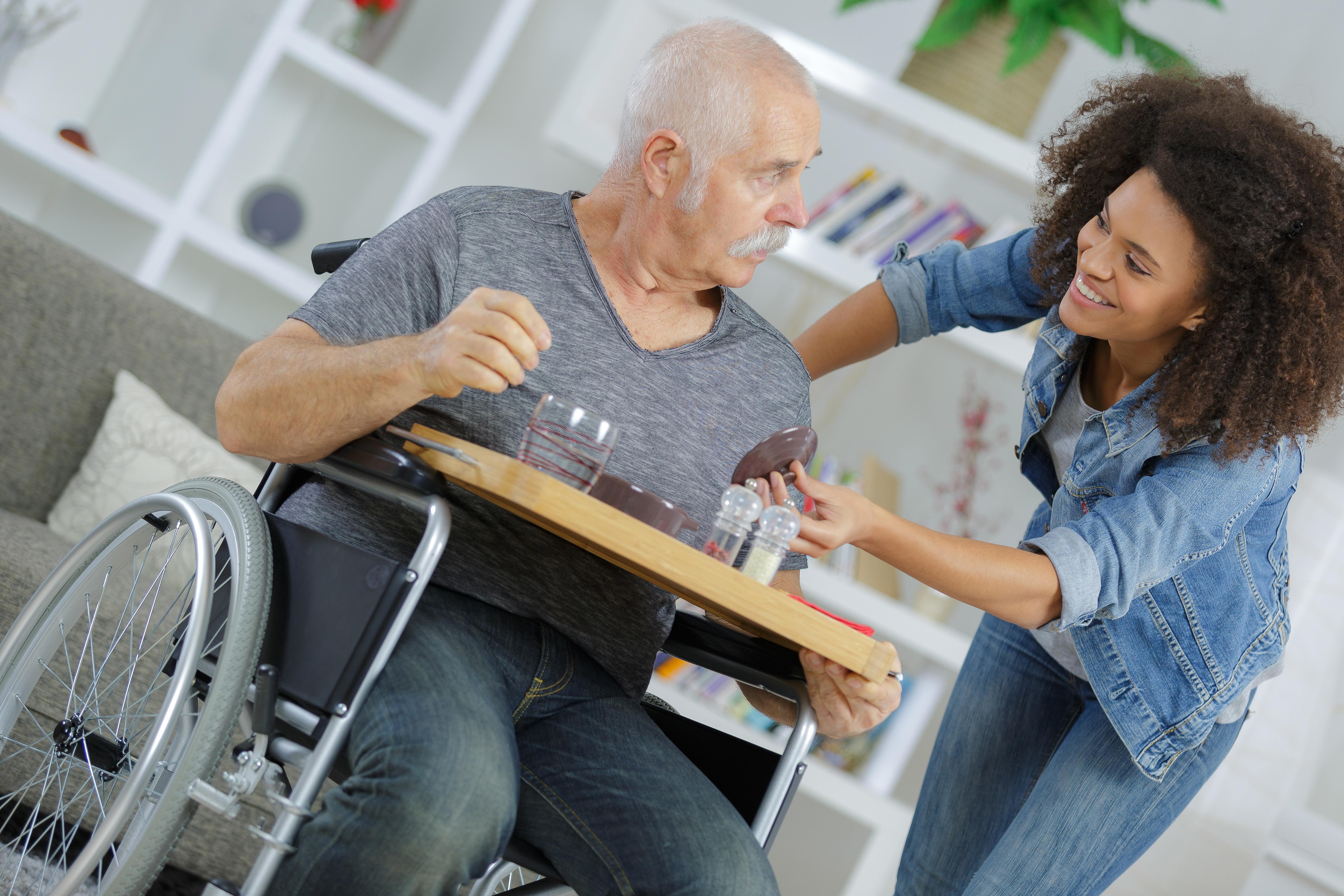 fase avanzata dell'Alzheimer