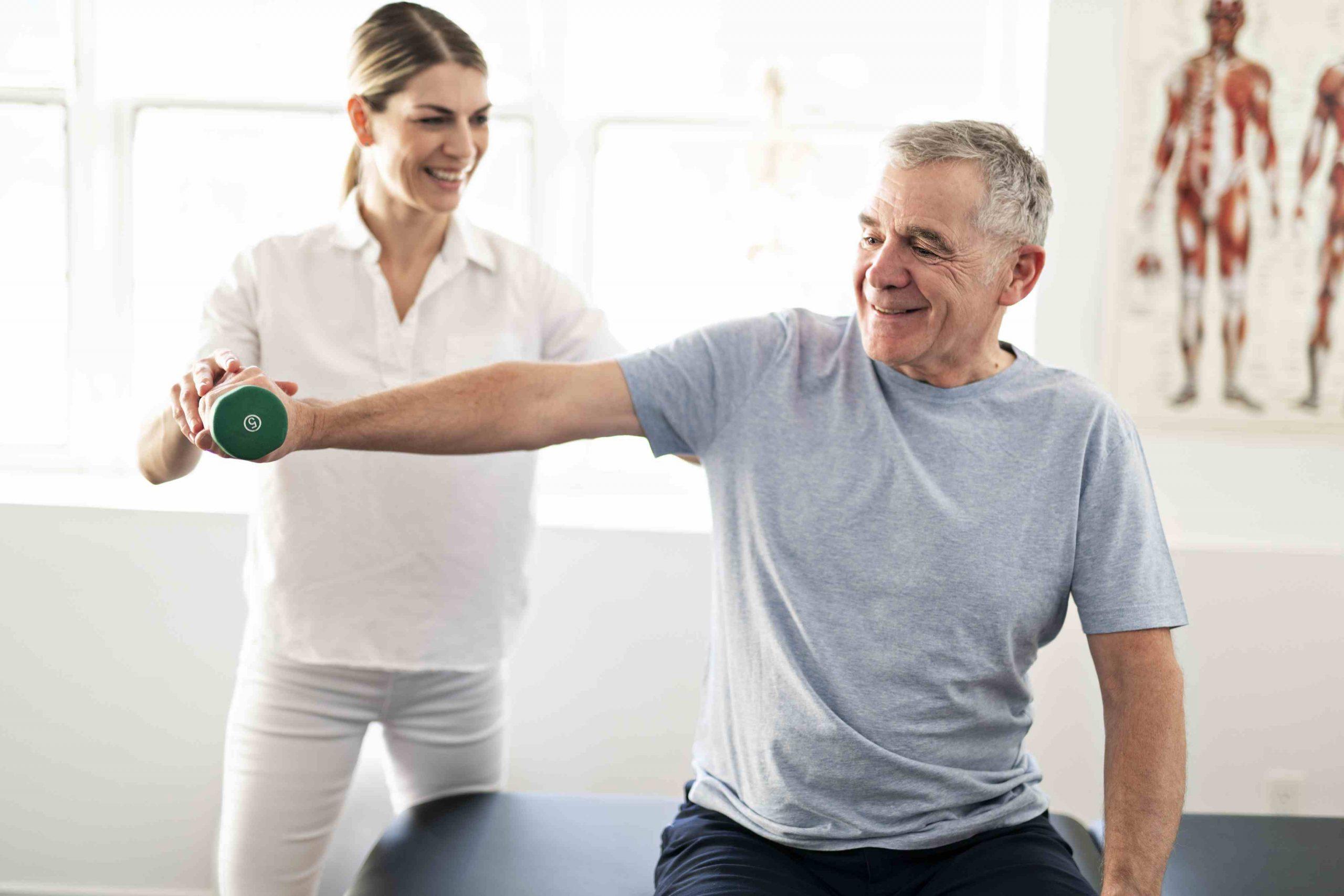 Curare l'Alzheimer con la riabilitazione