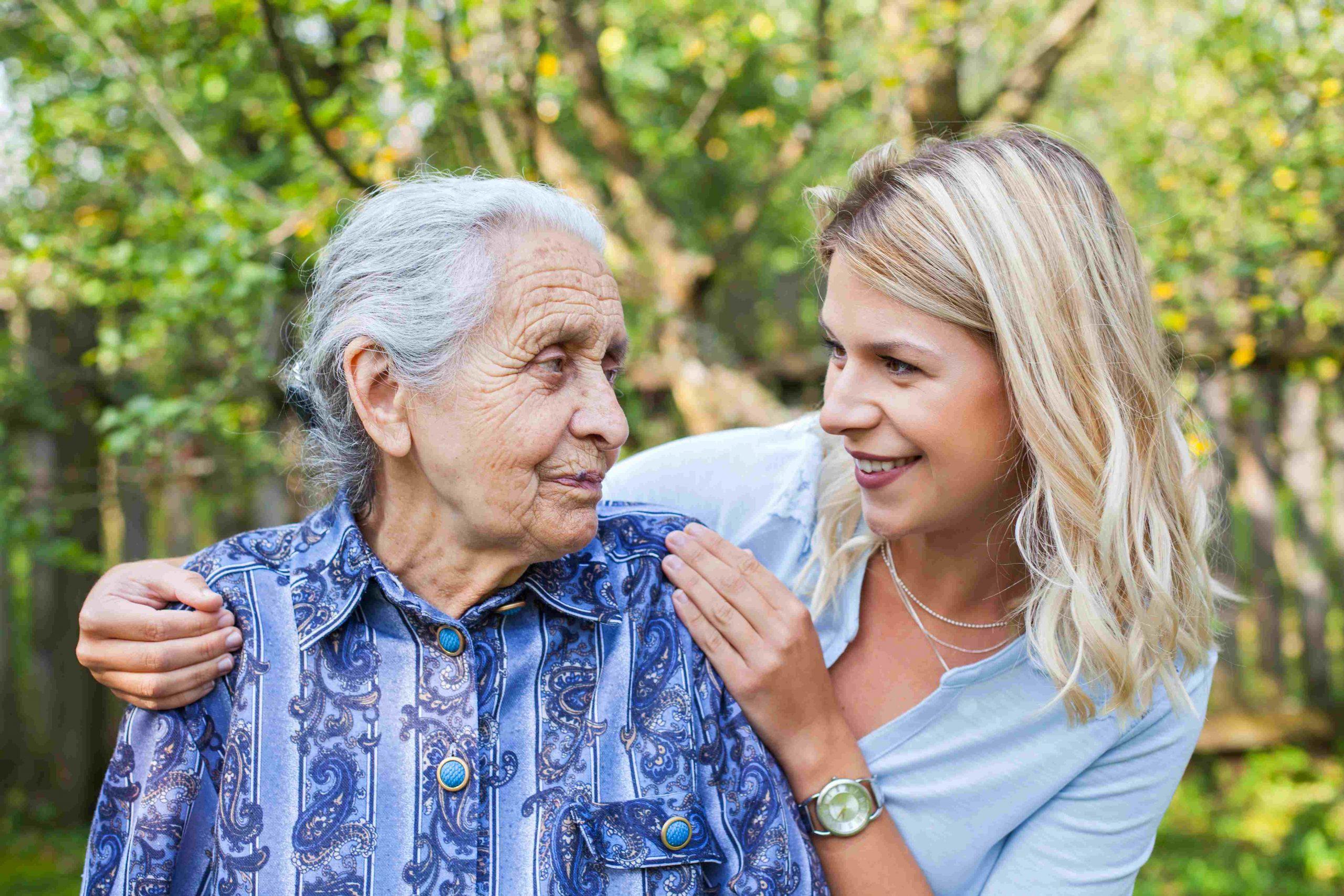 il malato d'Alzheimer non è un bambino