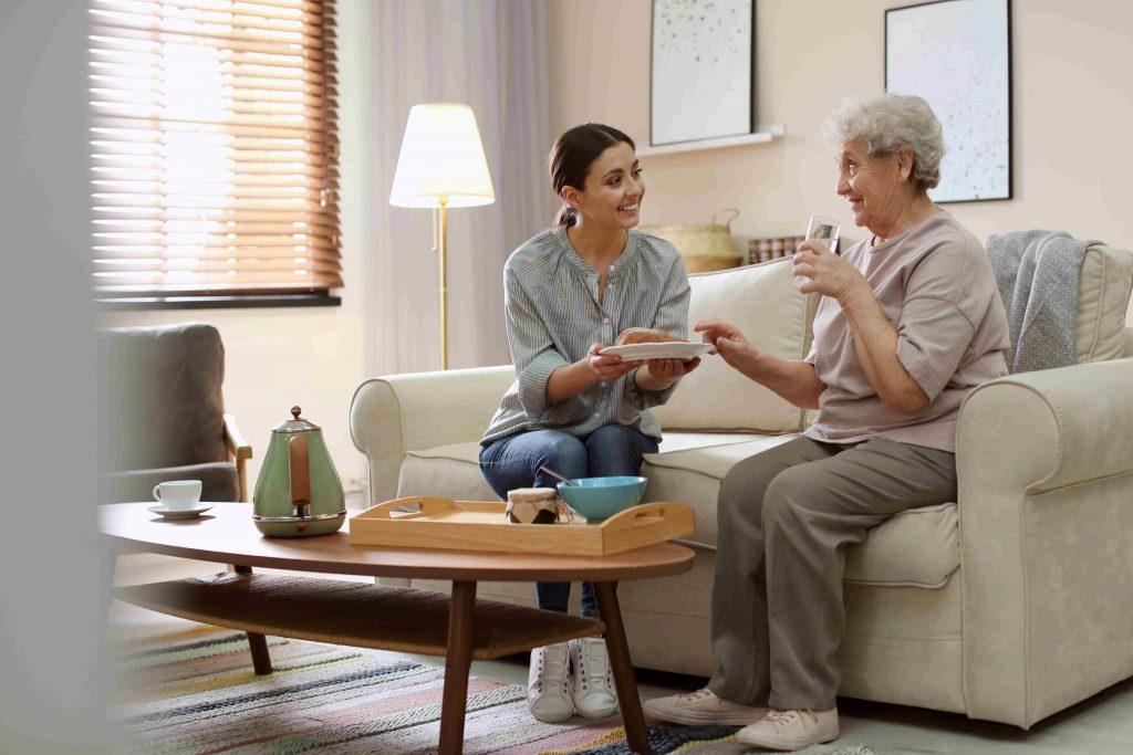 Come allestire il pasto di un malato di Alzheimer?