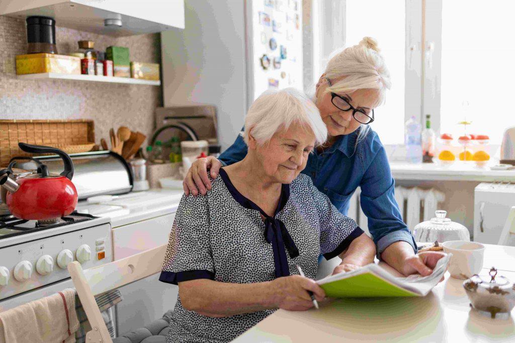 Ambienti di cura e Alzheimer