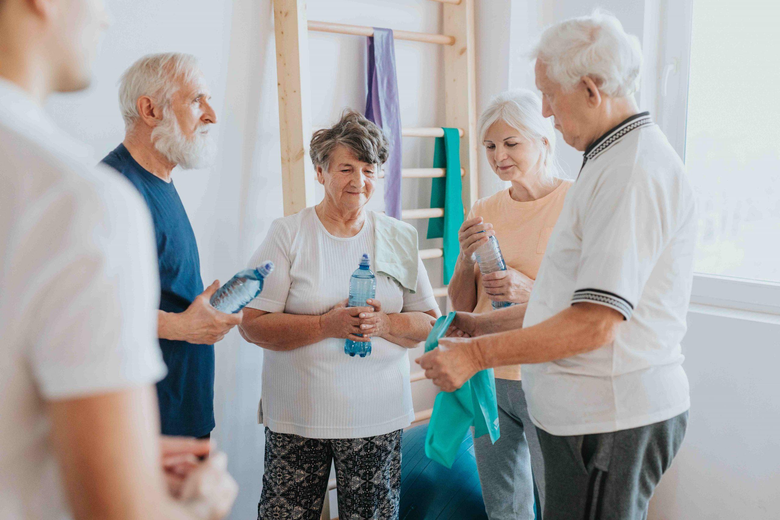 Alzheimer e attività fisica