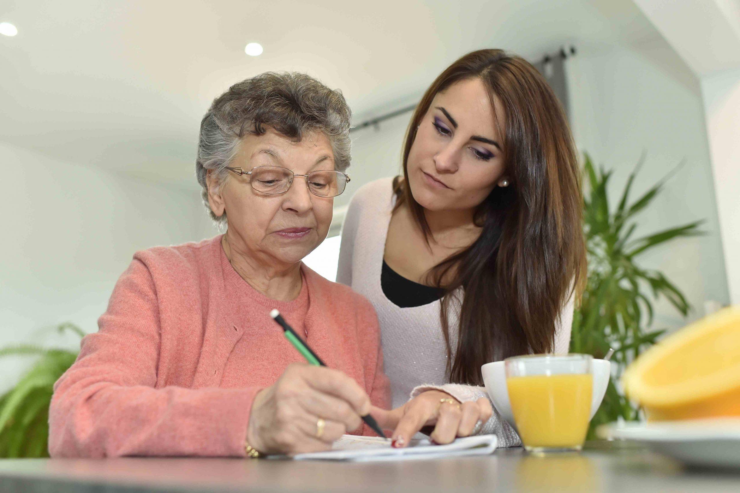 Alzheimer e linguaggio