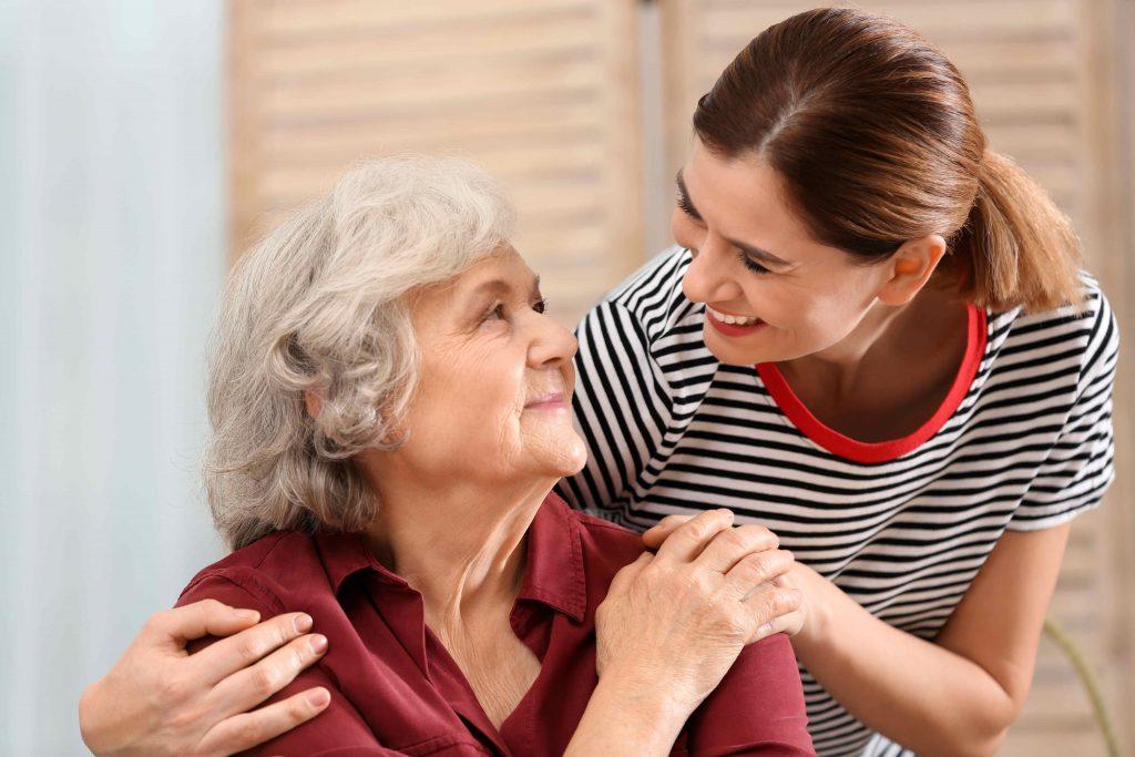 Il malato di Alzheimer ci segue
