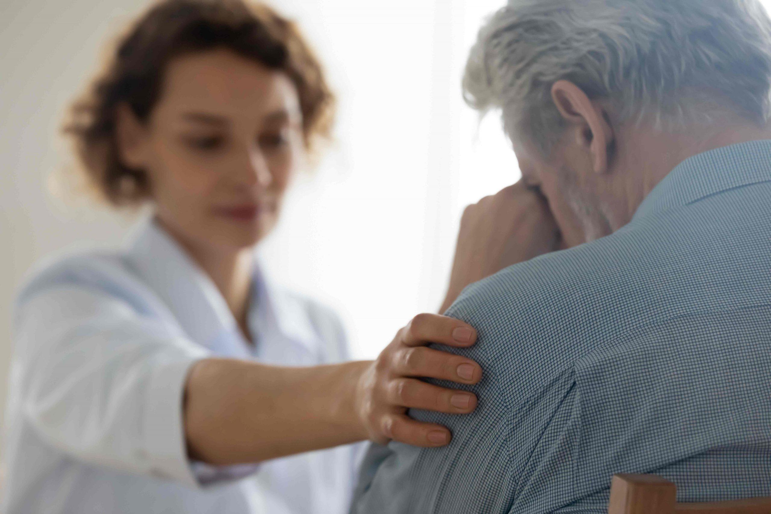 Alzheimer e cambiamenti d'umore