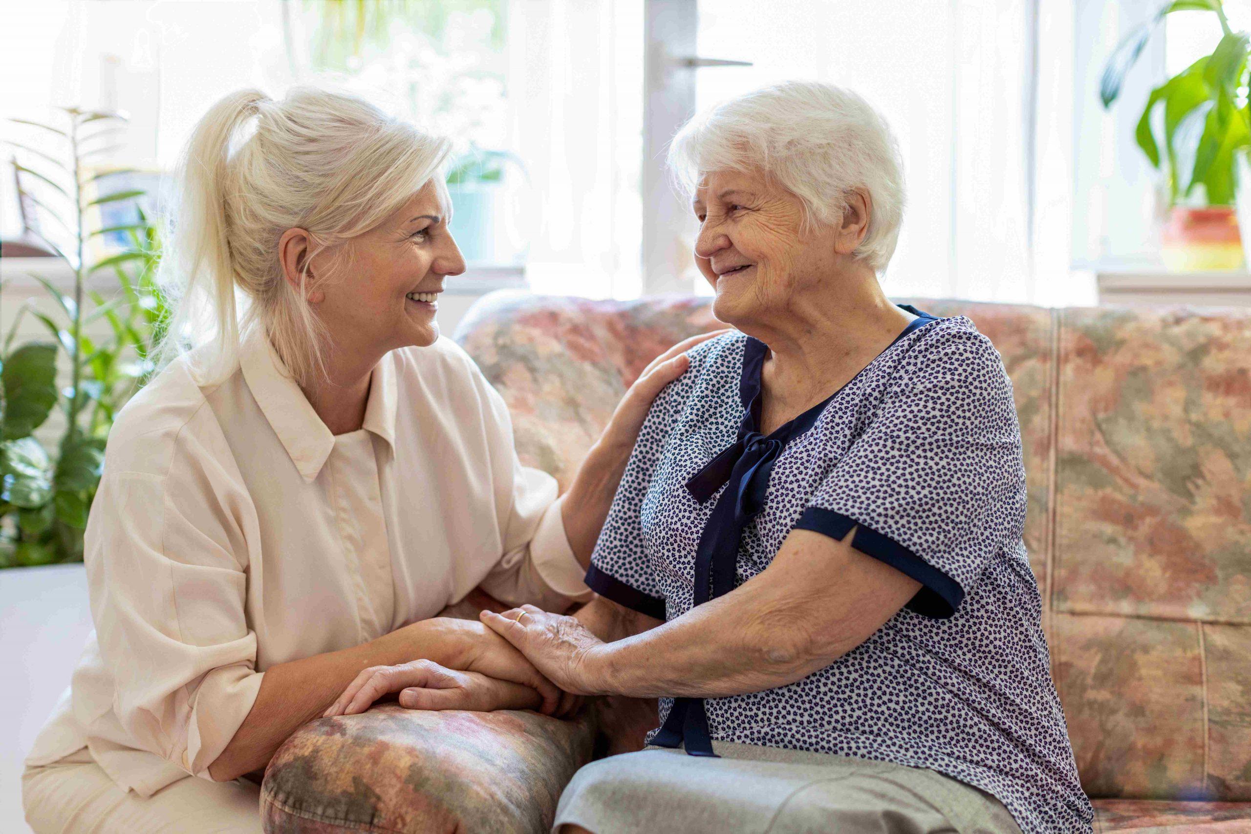 Malati di Alzheimer che vivono da soli