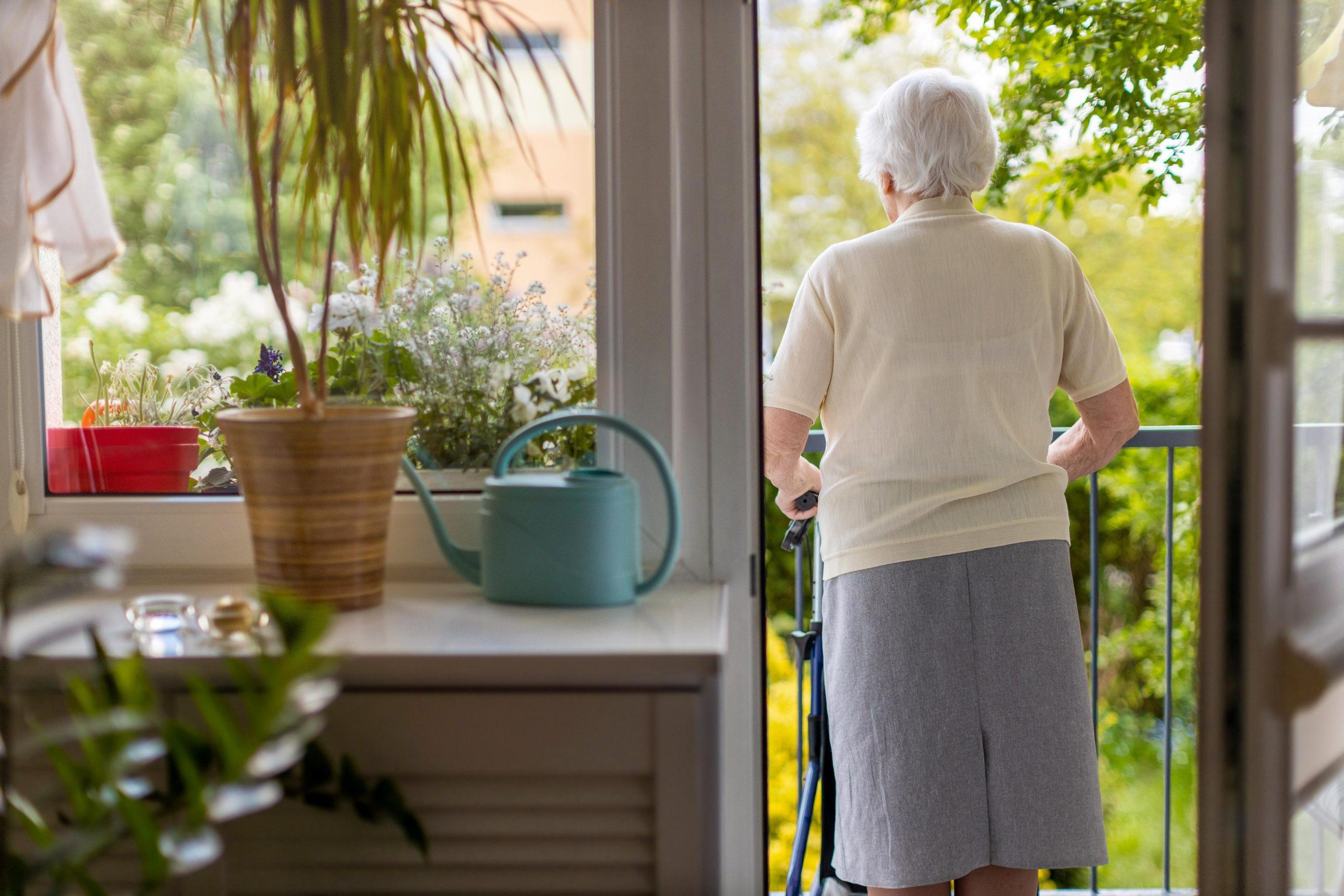 Come fare muovere un malato di Alzheimer