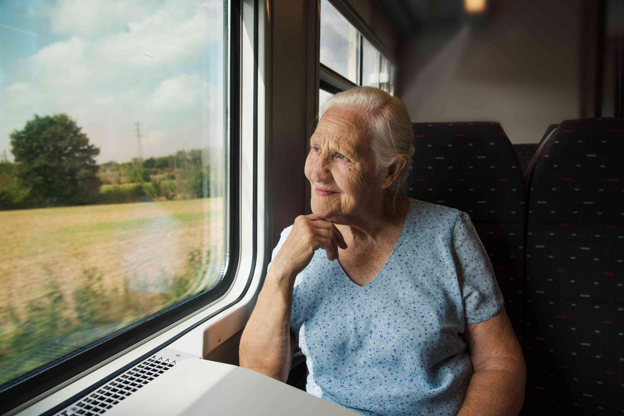 Viaggi con persone malate di Alzheimer