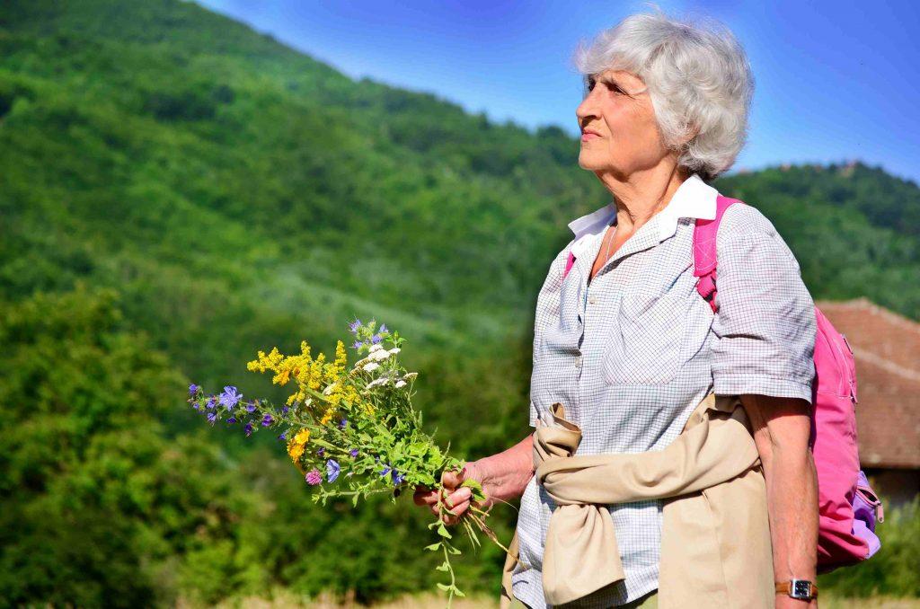 Viaggiare con un malato di Alzheimer