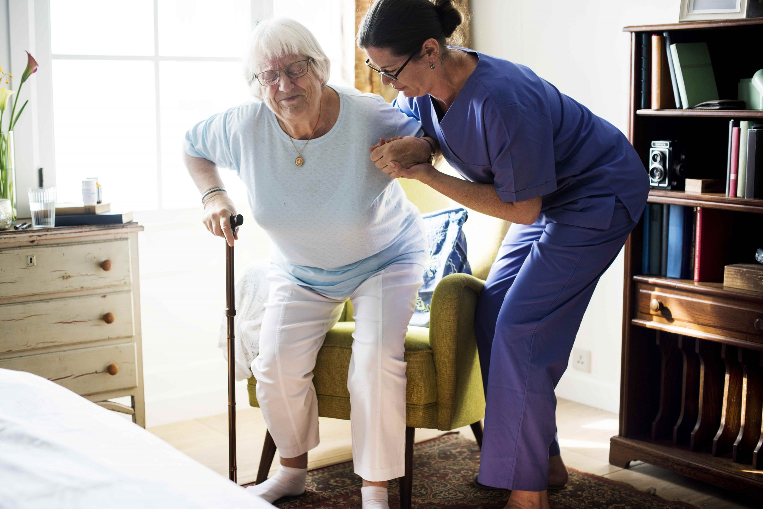 Alzheimer e caregiver