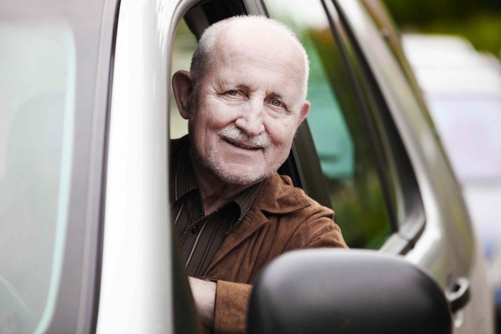 Alzheimer e guida